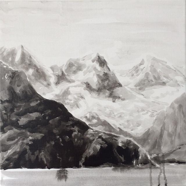 , 'Mountain-Pottes#56 ,' 2018, Nathalia Tsala Gallery