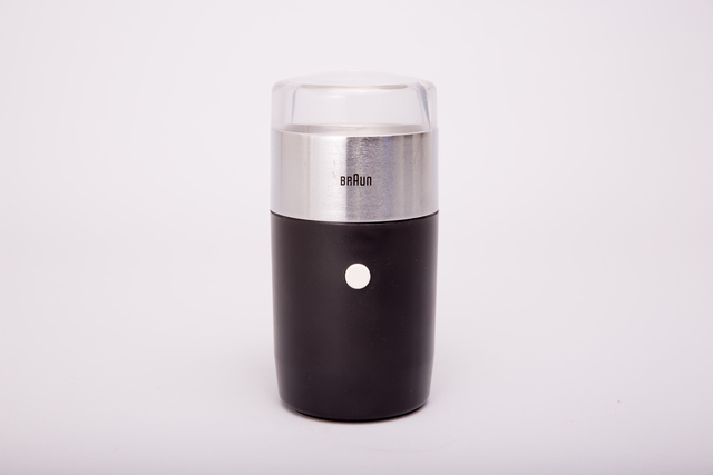 """, 'Coffee grinder """"KSM 11"""",' 1964, MAKK – Museum für Angewandte Kunst Köln"""