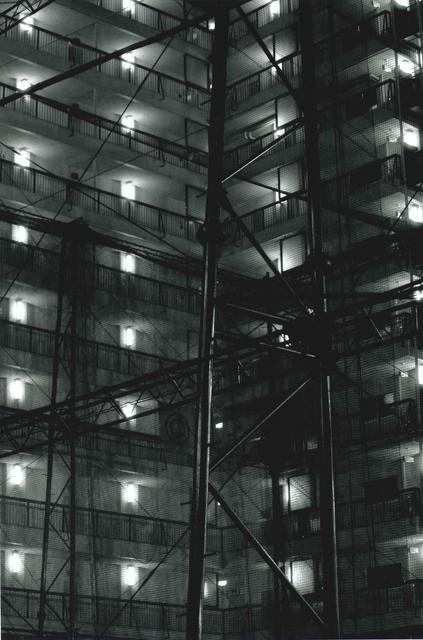 , 'Maquette/Lights #1006,' 1995, SAGE Paris