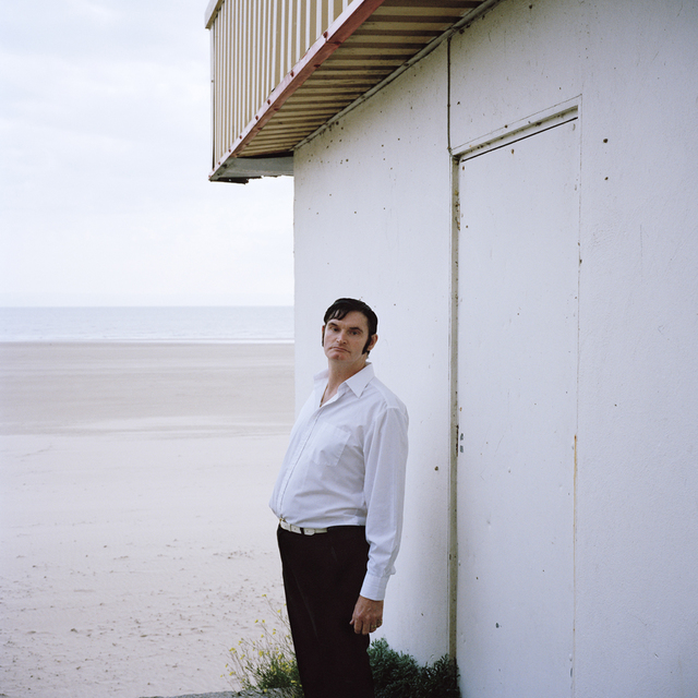 , 'Ian, Elvis festival, Porthcawl Wales.,' 2013, Galleri Tom Christoffersen
