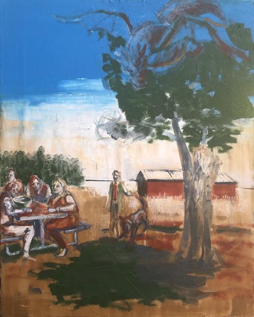, 'Summer Heat,' 2019, Adah Rose Gallery