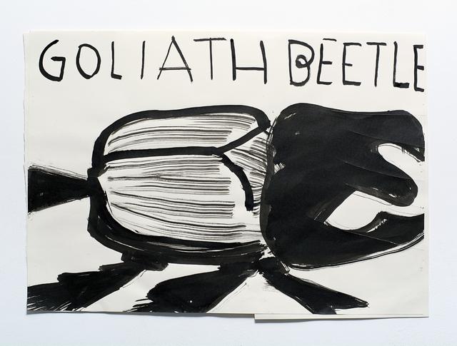 , 'Goliath,' 2014, Willas Contemporary
