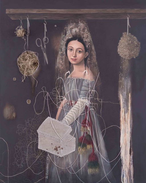 , 'La Zurcidora,' 2014, Isabel Croxatto Galería