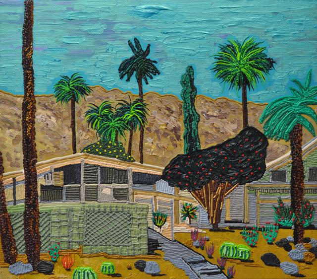 , 'Vista Las Palmas,' 2015, Craig Krull Gallery