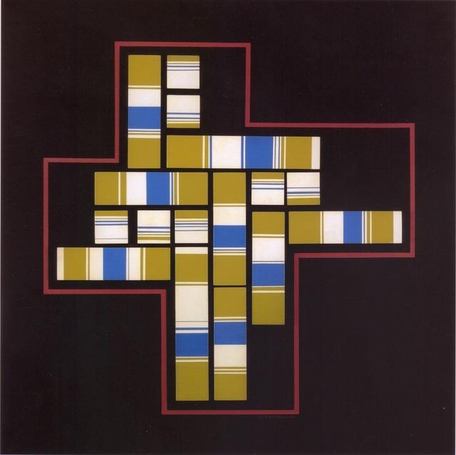 , 'Elan A,' 1992-1993, Durban Segnini Gallery