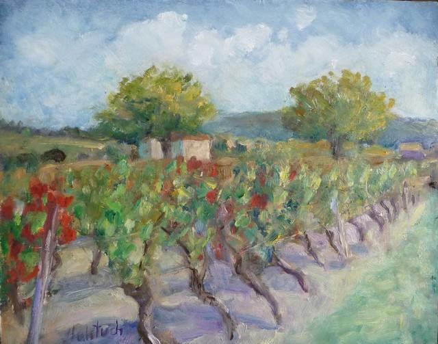 , 'Les Vignes, Automne,' , InLiquid