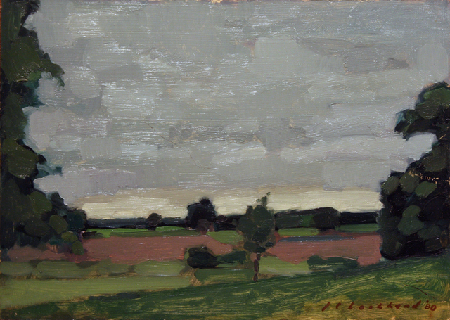 , 'Cloudy Day,' , Wallace Galleries