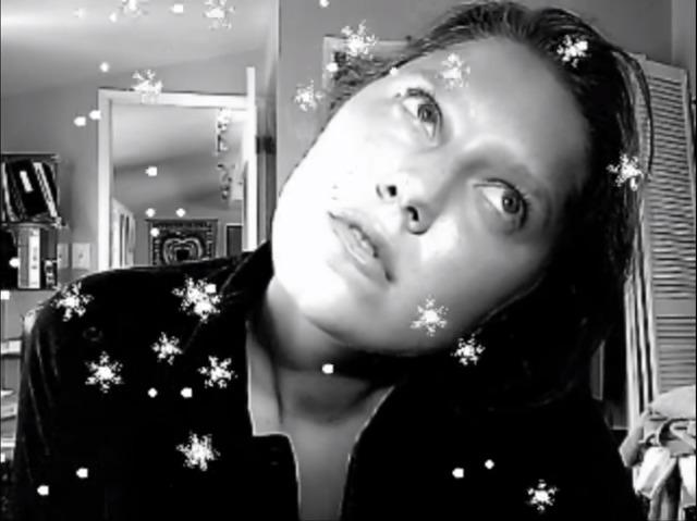 "Petra Cortright, 'Swnoflaek2, 2008 Webcam video 33"" unique ', 2008, Tatjana Pieters"
