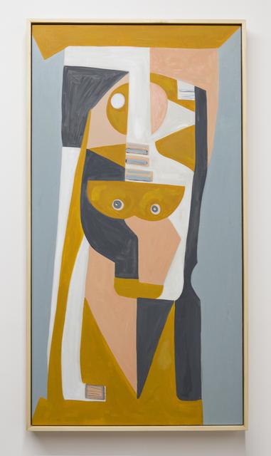 , 'kool-aid blues III,' 2015, MAMA