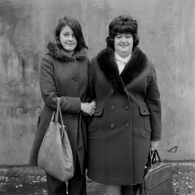 , 'Mother and Daughter, Karen Cubin and Barbara Taylor ,' 1974, Field Editions