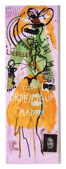 , 'Die Erzsau aß 4 Tonnen...,' 2006, Contemporary Fine Arts