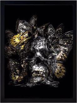 , 'Skull (Yellow),' , Zemack Contemporary Art
