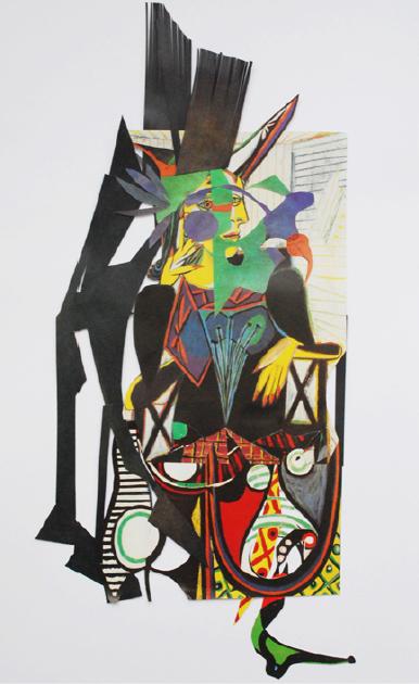 , 'Picasso+Matisse+DaVinci,' 2010, A Gentil Carioca