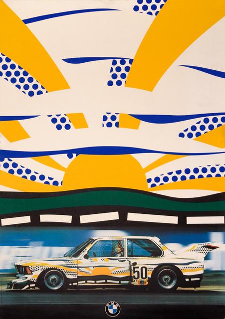 , 'BMW E21 Turbo Race Car ,' 11783, Omnibus Gallery