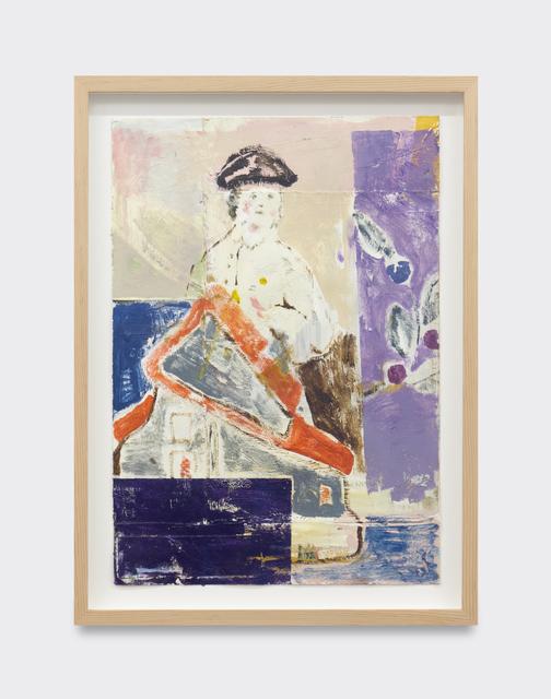 , 'Classic figure,' 2019, V1 Gallery