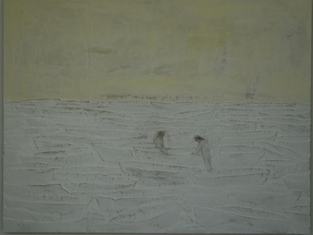 , 'Cielo Amarillo,' 2014, Via Margutta Arte Contemporaneo