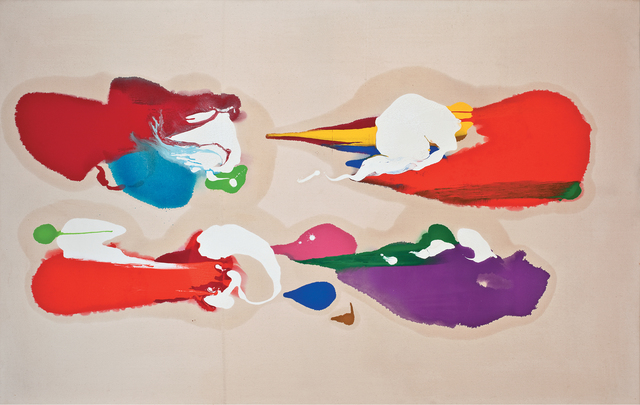 , 'Untitled-1,' 1983, Walter Wickiser Gallery