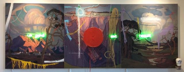, 'In God We Trust,' 2015, CIRCA Gallery