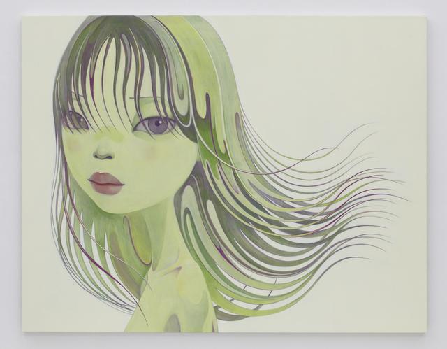, 'green,' 2014, Tomio Koyama Gallery