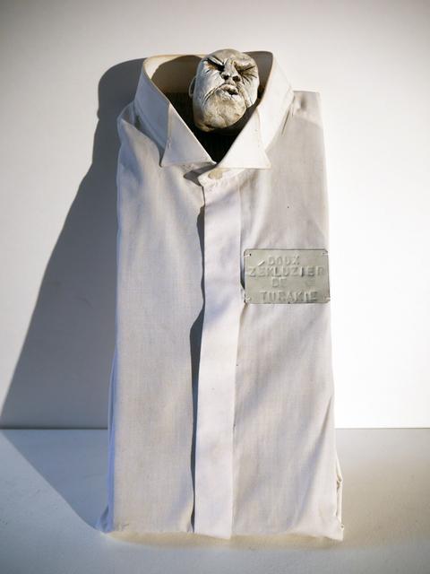 , 'Doux Zéclusier I,' 2016, Galerie Geraldine Banier