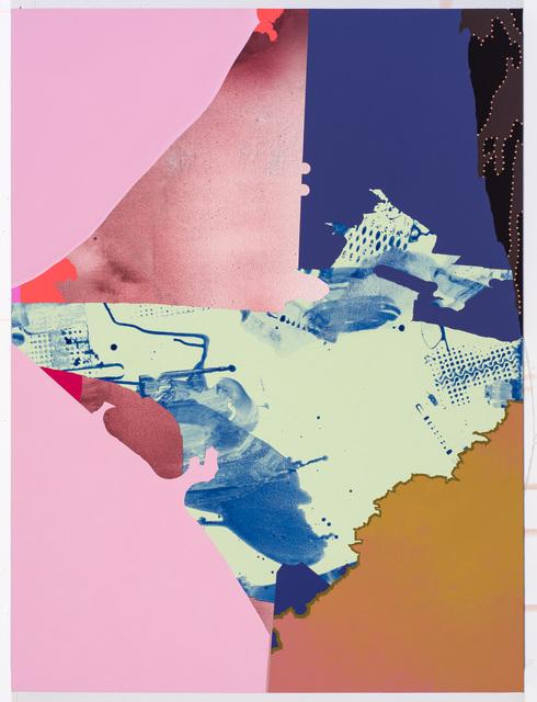 , 'Untitled (Partial Premonition II),' 2016, Galerie Richard