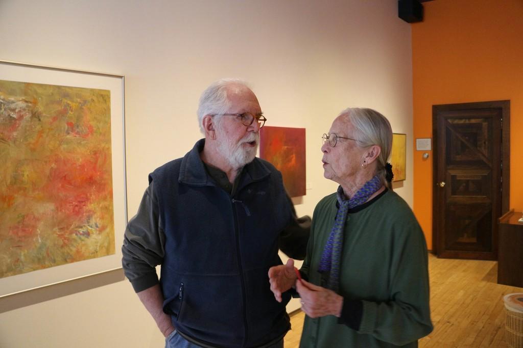 Denis and Bonnie Phillips