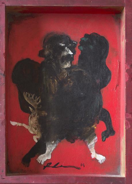 Ramazan Can, 'Şamanların Erk Hayvanları', 2014, Anna Laudel