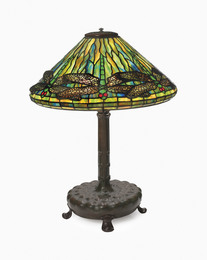 A 'Dragonfly' Table Lamp