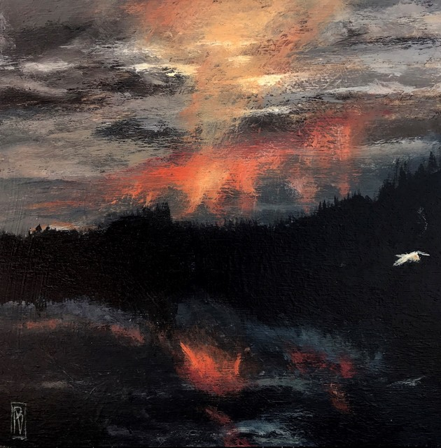 , 'Hagg Lake,' 2019, Abend Gallery