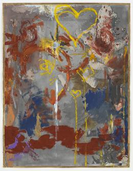 Kianja Strobert, 'Untitled', 2013, Feuer/Mesler