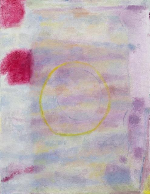 , 'Healing Circle,' 2017, JAUS
