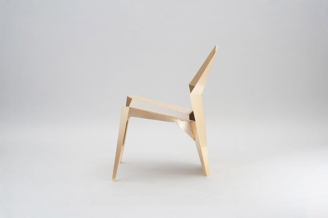 , 'Centaurus Sculptural Chair,' 2019, Galerie SORS