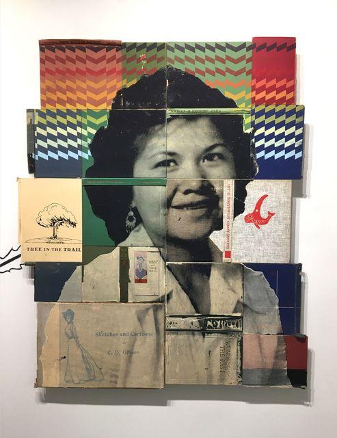 , 'Kahgooch (Grandmother),' 2019, Kala Art Institute