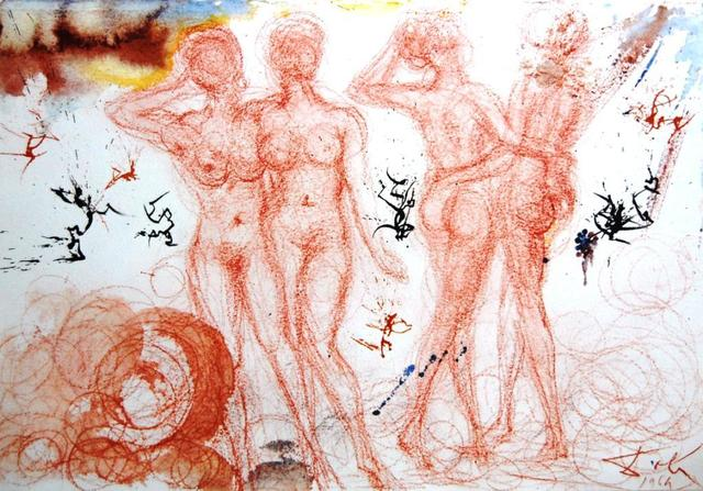 Salvador Dalí, 'The Foolish And The Wise Maidens', 1967, Baterbys