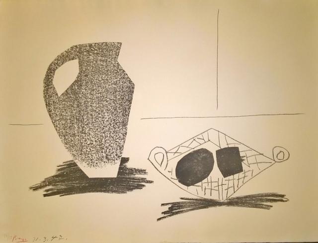Pablo Picasso, 'Nature Morte au Pot de Grès', 1947, Wallector