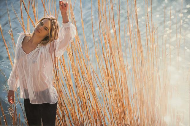 , 'untitled (Zuzanna),' 2019, Galerie Andreas Binder