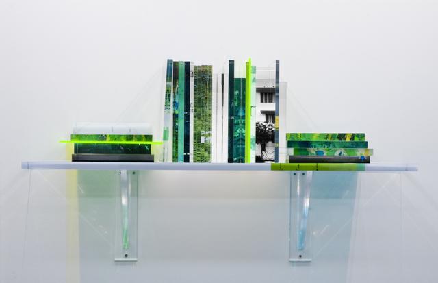 , 'Emerald Hue,' 2018, Cheryl Hazan Gallery