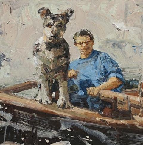Tor-Arne Moen, 'Ship Dog', 2019, RJD Gallery