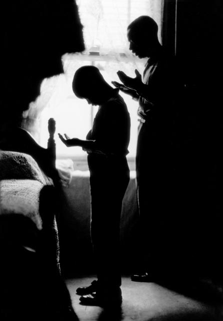 , 'Daily Prayer, Brooklyn, New York,' 1963, Jenkins Johnson Gallery