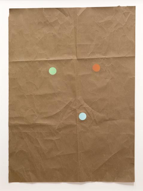 , 'Juggler 21,' 2014, McClain Gallery