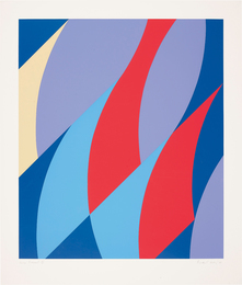 Bridget Riley, 'Large Fragment,' 2006, Phillips: Evening and Day Editions