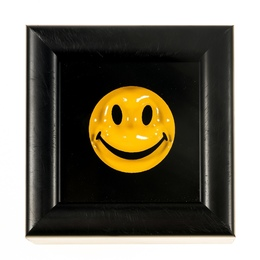 Mini Smiley Gloss Yellow