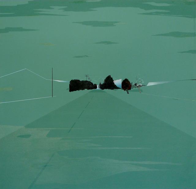, 'Lost Landscapes 4,' 2002, Mark Moore Fine Art
