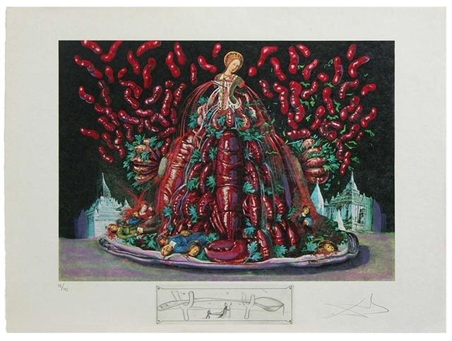, 'Les Cannibalismes de l'automne,' 1971, Altmans Gallery
