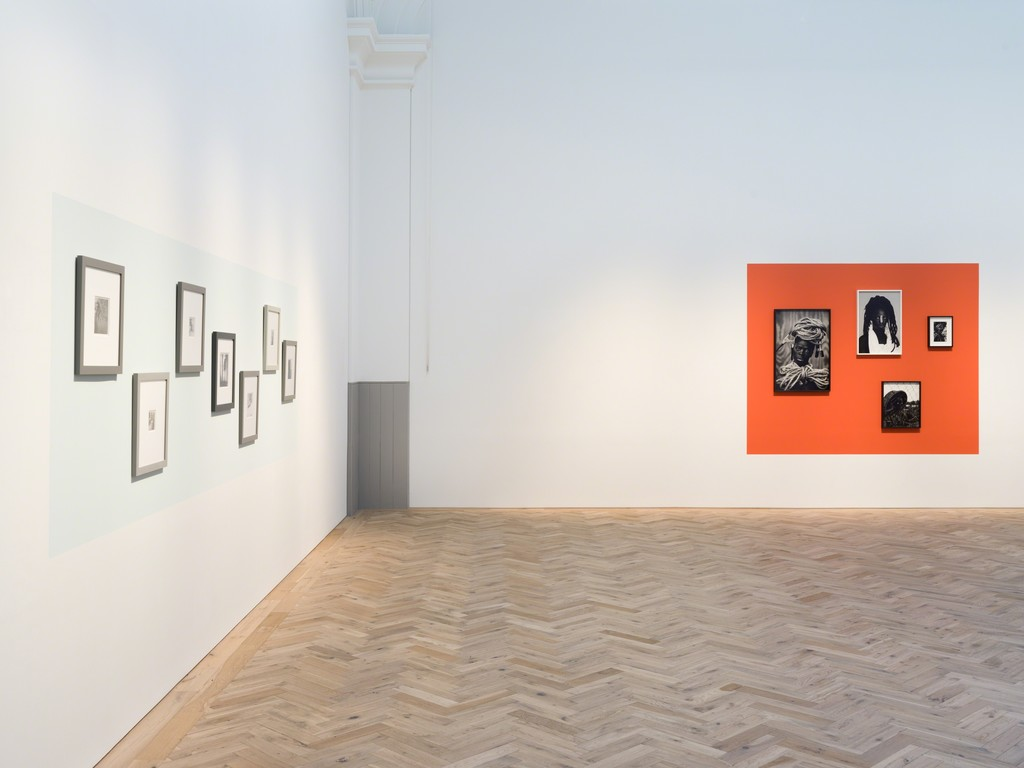 Installation view of Sometimes I disappear, Ingleby, Edinburgh, 2 February - 13 April, 2019
