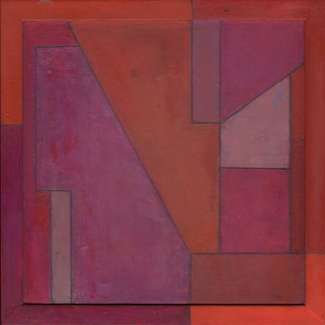 Stephen Cimini, 'FrameWorks Squared One', 2018, Alpha 137 Gallery