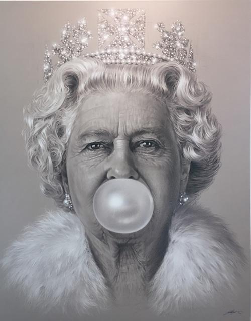, 'The Queen Bubblegum,' 2015, Art Angels
