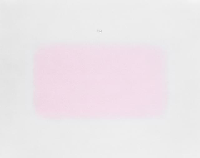 , 'Bildschatten/pink,' 2015, CHOI&LAGER