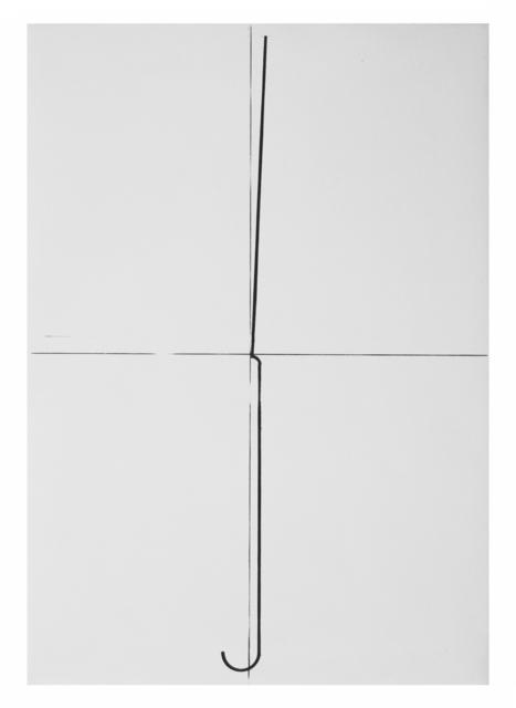 , 'Georgian Letter,' 2013, Miguel Abreu Gallery