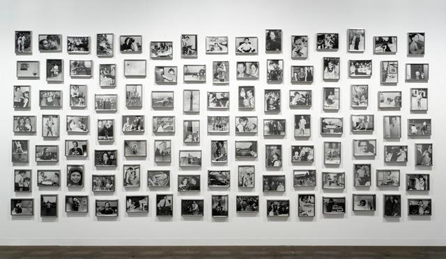 , 'L'album photographique de la famille de B,' 1991, KEWENIG